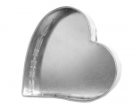 Art.1033 Tortiera cuore curvo