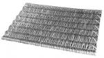 Art.1143 Vassoio-griglia vimini 60 x 40